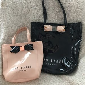 Ted Baker Larcon Bow Tote Bags